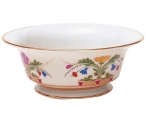 Lomonosov Imperial Porcelain Salad Bowl Moscow River 6 serv. 47.3 oz/1400 ml