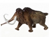 Mammoth Lomonosov Imperial Porcelain Figurine