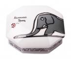 Lomonosov Imperial Porcelain Jewellery Box Little Prince Elephant