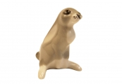 Rabbit Lomonosov Imperial Porcelain Figurine
