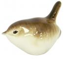 Wren Bird #1 Lomonosov Imperial Porcelain Figurine