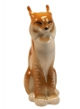 Lomonosov Porcelain Figurine Lynx