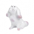 Lap-Dog Tiny Lomonosov Imperial Porcelain Figurine