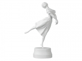 Russian Porcelain Collectible Figurine Sculpture Russian Ballerina Krasavina