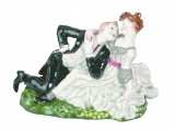Porcelain Figurine LOVERS