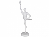 Collectible Figurine Sculpture Russian Ballet Dancer Nikolay Tsiskaridze