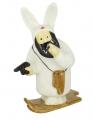Russian Guerilla #1 Lomonosov Porcelain Figurine
