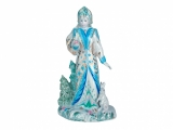 Exclusive Lomonosov Porcelain Christmas New Year Figurine Snow Maiden