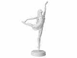 Collectible Figurine Sculpture Russian Ballerina Ulyana Lopatkina La Bayadère