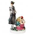 Fortuneteller Lomonosov Imperial Porcelain Figurine