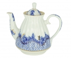 Lomonosov Imperial Porcelain Teapot Tenderness 25 oz/750 ml