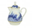 Lomonosov Porcelain Creamer Milk Jar Tenderness 7.4 oz/220 ml