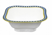 Lomonosov Porcelain Lomonosov Porcelain Cobalt Cell Salad Bowl (6 serv.) 50.7 fl.oz/1500 ml