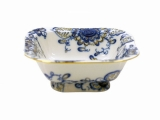 Imperial Porcelain Porcelain Singing Garden Salad Bowl (1 serv.) 5.75 oz / 170 ml