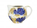 Lomonosov Porcelain Creamer Tulip Golden Garden 11.8 oz/350 ml