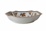 Lomonosov Porcelain Porcelain Cake Сookie Biscuit Pastry Dish Natasha Fantastic Butterflies