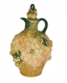 Lomonosov Imperial Porcelain Wine Decanter Grapes 40 oz/1160 ml
