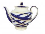 Lomonosov Imperial Porcelain Teapot Spring Cocoon 27 oz/800 ml