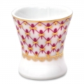 Red Net Egg Cup