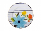 "Lomonosov Porcelain Flat Plate Anya 7.9""/200 mm"