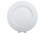 """Lomonosov Porcelain Dinner Plate European-2 Omega Net 10.6""""/270 mm"""