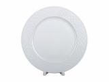 """Lomonosov Porcelain Dinner Plate European-2 Omega Net 9.8""""/250 mm"""