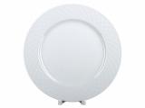 """Lomonosov Porcelain Dinner Plate European-2 Omega Net 8.5""""/215 mm"""