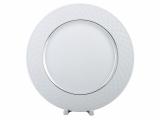 """Lomonosov Porcelain Dinner Plate European-2 Golden Omega Net 10.6""""/270 mm"""