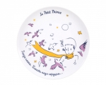 "Decorative Wall Plate Little Prince 10.8""/275 mm Lomonosov Porcelain"
