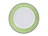 "Lomonosov Porcelain Dinner Plate European-2 Coloreful Easter 10.6""/270 mm"