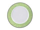 """Lomonosov Porcelain Dinner Plate European-2 Coloreful Easter 10.6""""/270 mm"""