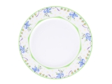 "Lomonosov Porcelain Dinner Plate European-2 Coloreful Easter 8.5""/215 mm"