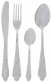 Flatware Stainless Steel Cutlery Set for 6 Governor