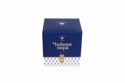 Black Tea 5.3 oz/100 gr in Cobalt Net Gift Box